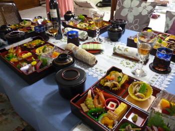 2012年花めぐり(4)高柳家との会食 062.JPG